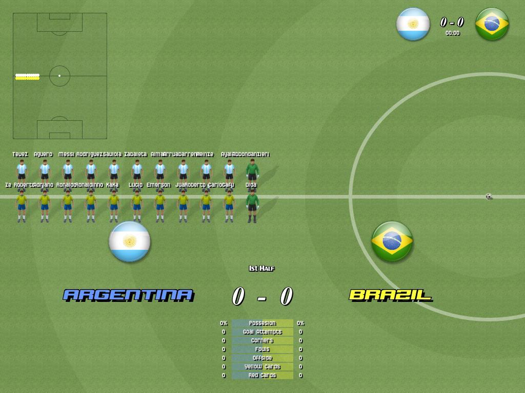 Awesome soccer new java game java gaming baditri Images