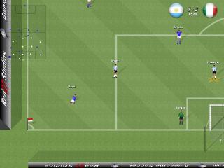 Awesome Soccer Italia Celebration